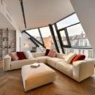 Пентхаус в Вене (Penthouse in Vienna) в Австрии от FADD Architects.