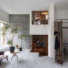 Дом для фотографа (House for a Photographer) в Японии от FORM/Kouichi Kimura Architects.