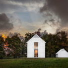Дом на ферме (Pennsylvania Farmhouse) в США от Cutler Anderson Architects.