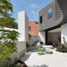 Дом Периметр (Perimeter House) в Австралии от Make Architecture.