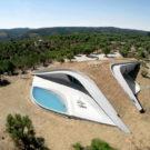 Вилла Ипсилон (Villa Ypsilon) в Греция от LASSA architects.
