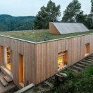 Дом ЛЛП (Casa LLP) в Испании от Alventosa Morell Arquitectes.