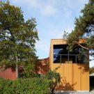 Дом Фагестрём (Fagerstrom House) в Швеции от Claesson Koivisto Rune.
