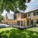 Проект Salters Acres в Англии от OB Architectute LTD.