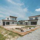 Слоёный дом (Stratum House) в Южной Корее от stpmj.