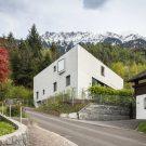 Дом Треугольник (Triangel) в Лихтенштейне от Ritter Schumacher.