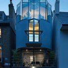 Дом на Деревянном переулке (6 Wood Lane) в Англии от Birds Portchmouth Russum Architects.