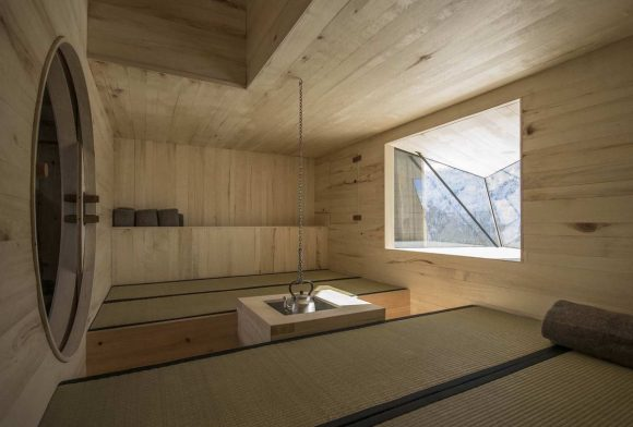 Деревянный сарай в Норвегии