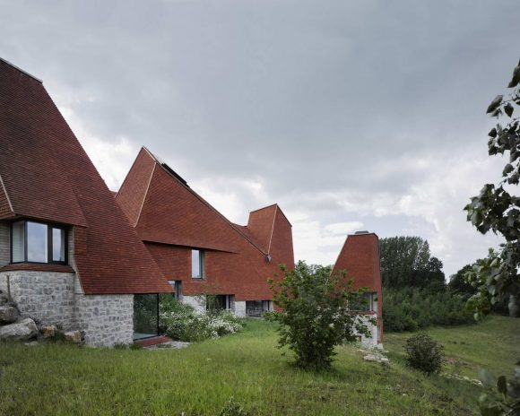 Дом на три поколения в Англии