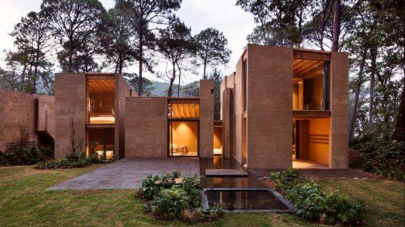 Загородные дома в Мексике