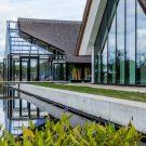 Сельский дом (Landhausvilla) в Голландии от Maas Architecten.