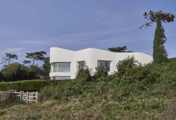 Дом у моря в Англии