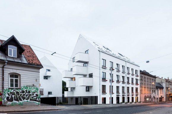 Жилой комплекс в Литве