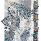 Стали известны результаты новой международной премии на лучший архитектурный рисунок — The Architecture Drawing Prize.