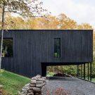 Дом «Скала» (The Rock) в Канаде от Atelier General.