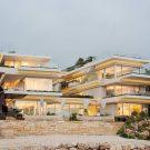 Вилла Кали (Villa Kali) в Ливане от BLANKPAGE Architects и Karim Nader Studio.