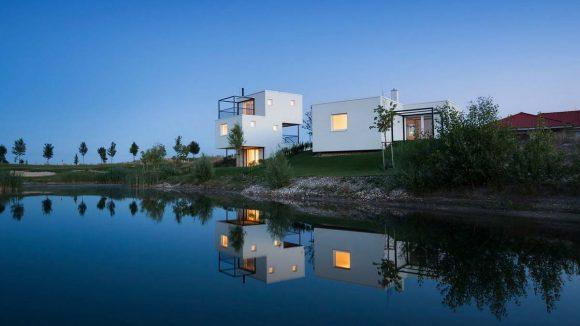 Два дома в Словакии