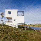 Дома 3х3 (3X3 Houses) в Словакии от Endorphine.