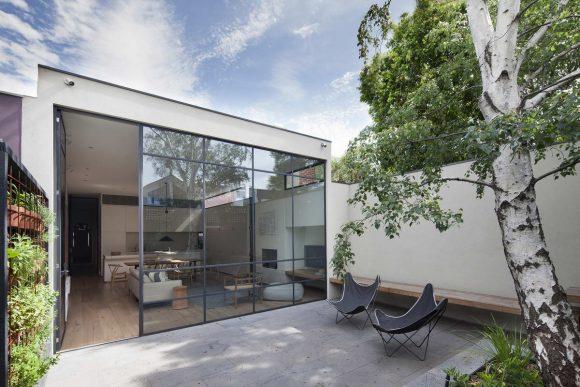 Реконструкция дома в Австралии