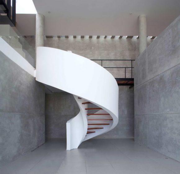 Пляжный дом (Beach House) в Перу от Chetecortes Architects.