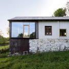 Дом в селе Боггестранда (Boggestranda) в Норвегии от Rever & Drage.