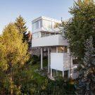 Жилой дом (Bytovy dum Vapencova) в Чехии от AP ATELIER.