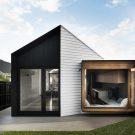 Дом Датум (Datum House) в Австралии от FIGR Architecture & Design.