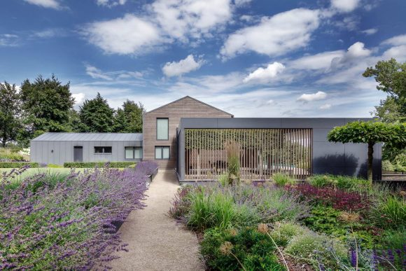 Фермерский дом (Farmers House) в Англии от AR Design Studio.