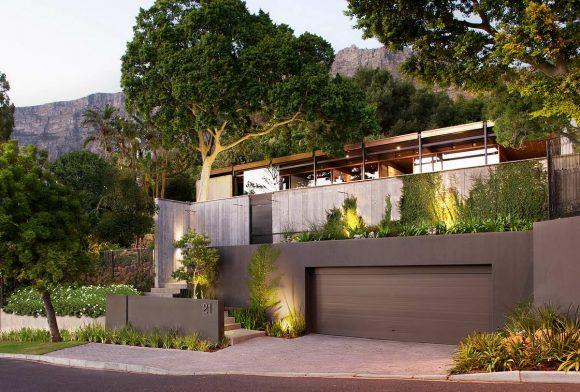 Реновация модернистского дома в Южной Африке