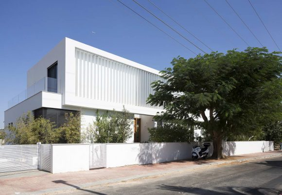 Загородный дом в с бассейном в Израиле