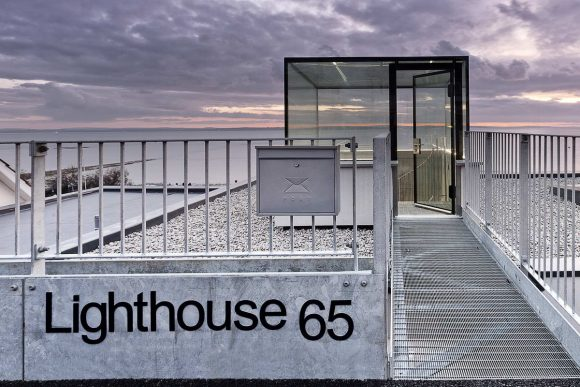 Дом-маяк 65 (Lighthouse 65) в Англии от AR Design Studio.