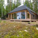Дом-пирамида (Pyramid House) в Финляндии от VOID Architecture.