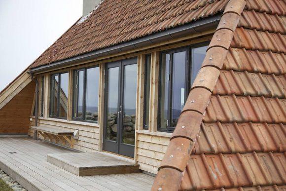 Реконструкция дома в Норвегии