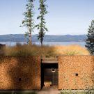 Лагерь «Каменный ручей» (Stone Creek Camp) в США от Andersson-Wise Architects.