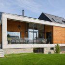 Швейцарская простота (Swiss Simplicity) в Швейцарии от Wohlgemuth & Pafumi Architekten.