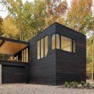 Дом-коробка (TinkerBox) в США от Studio MM Architect.