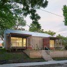 Уолдо дуплекс (Waldo Duplex) в США от студентов Канзасского университета.