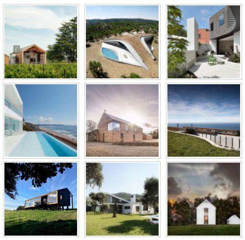 Все проекты, размещённые в блоге «Частная Архитектура» в 2017 году (всего 367).