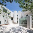 Дом АНГЛЕ (ANGLE) в Японии от Hiroyuki Arima + Urban Fourth.