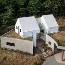 Дом Баомару (Baomaru House) в Южной Корее от Rieuldorang Atelier.