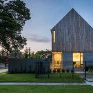 Дом Семья HQ (Family HQ) в США от Viviano Viviano.