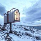 Рефугиум Флейнвер (Fleinvær Refugium) в Норвегии от TYIN Tegnestue и Rintala Eggertsson Architects.