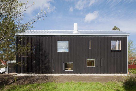 Дом для архитектора в Финляндии