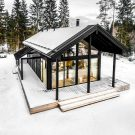 По итогам голосования читателей определены три лучших дома, опубликованных на нашем сайте в январе.