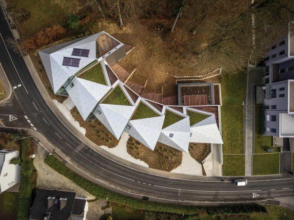 Многоквартирный дом в Люксембурге