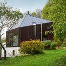 Дом Спидола (Spidola House) в Латвии от OUTOFBOX.