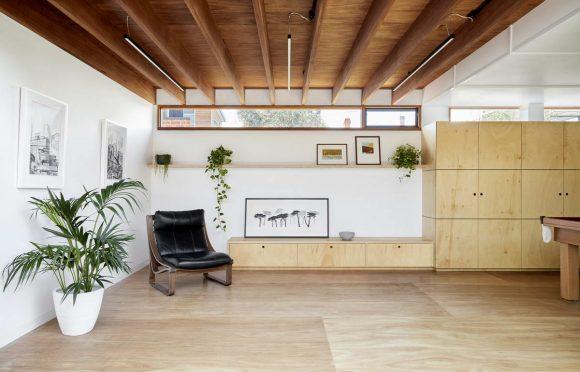Дом-Студия (Studio House) в Австралии от Zen Architects.