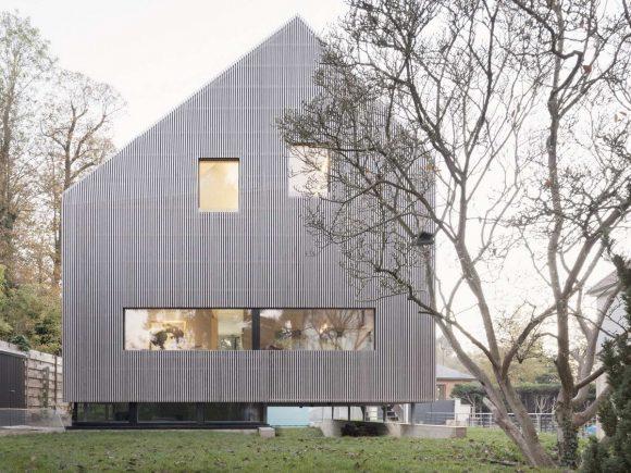 Загородный дом во Франции