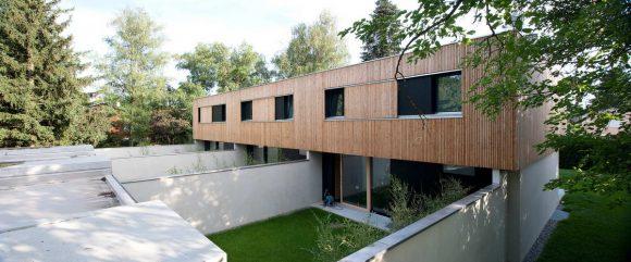 Дом на трёх хозяев в Швейцарии