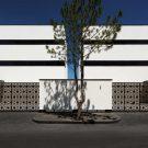 Резиденция WH (WH Residence) на Украине от M3 Architects.